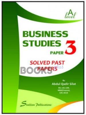 a level business studies paper 3 solved past papers abdul qadir silat