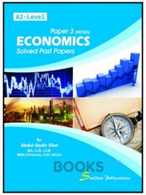 a2 level paper 3 economics solved past papers abdul qadir silat