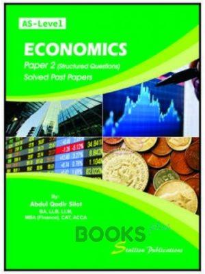 as level paper 2 economics solved past-papers abdul qadir silat