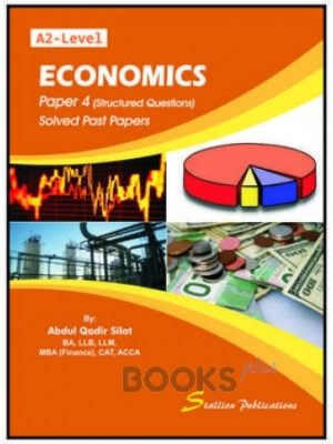 a2 level paper 4 economics solved past papers abdul qadir silat
