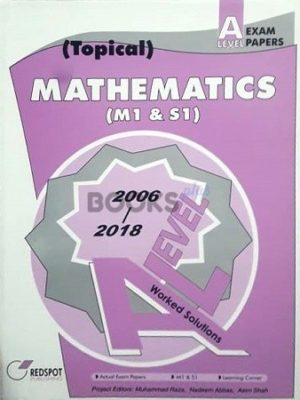 AS Level Topical Mathematics Paper 1 2019 Edition Redspot