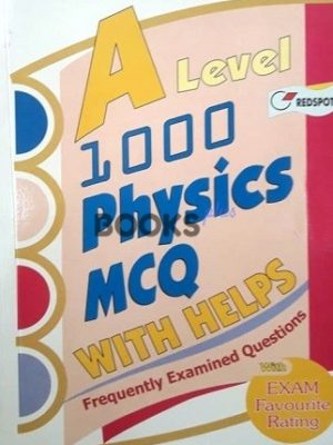 1000 physics mcq with helps gce a level redspot