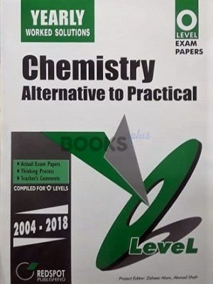 O Level Chemistry ATP Yearly Worked Solutions 2019