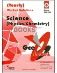 CE O Level Exam Papers Science (Physics & Chemistry) Yearly 2018