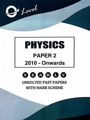 O Level Physics Paper 2 Theory Unsolved Past Papers