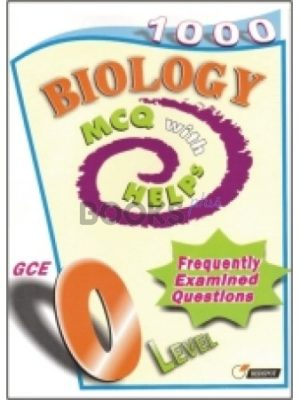 1000 Biology MCQ with Helps O level