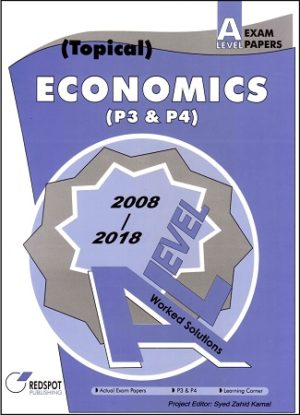 A Level Economics P3 P4 redspot 2018 2019