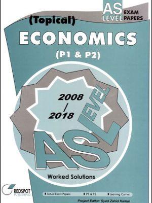 AS Level Economics P1 P2 Redspot 2018 2019