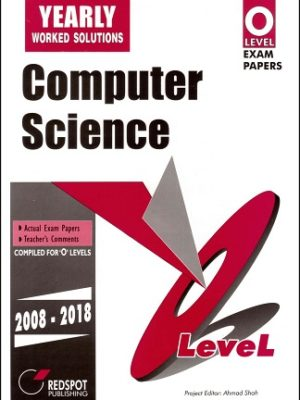 O Level Computer Science Yearly Redspot 2018 2019