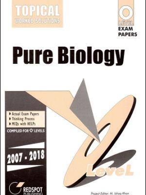 O Level Pure Biology Topical Redspot 2018 2019