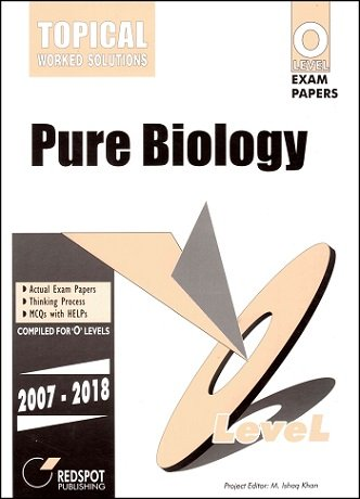 O Level Pure Biology Topical Exam Papers 2019 Edition