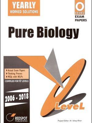 O Level Pure Biology Yearly Redspot 2018 2019