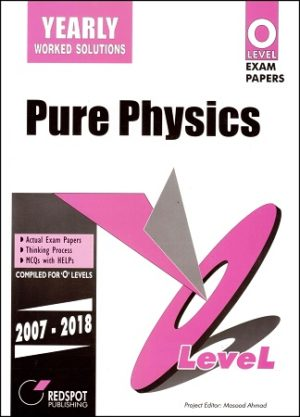 O Level Pure Physics Yearly Redspot 2018 2019