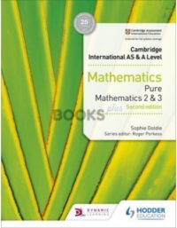 Cambridge International AS & A Level Pure Mathematics 2 & 3 2nd Edition Goldie