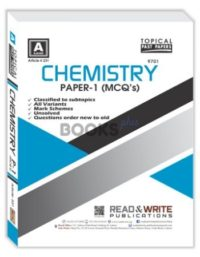 Chemistry AS level Paper 1 MCQs Classified Topical