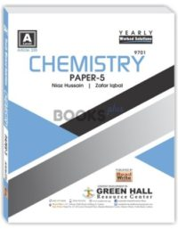 Chemistry A Level Paper 5 Yearly Worked Solutions