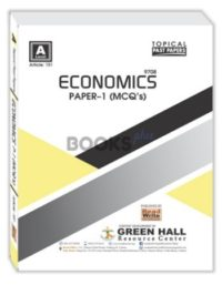 Economics AS Level Paper 1 MCQ Topical Yearly