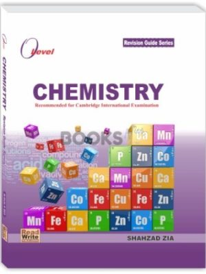 Chemistry O Level Revision Guide shahzad zia