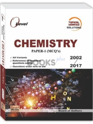 Chemistry O Level P1 MCQs Topical Solved