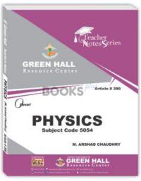 Physics O Level Notes