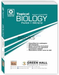 Biology O Level Paper 1 Topical MCQs