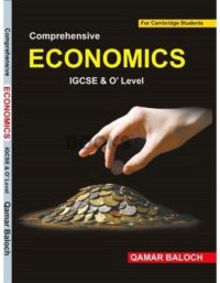 Comprehensive Economics IGCSE & O Level By Qamar Baloch