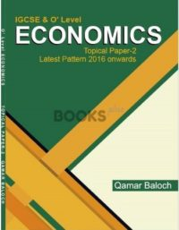 O Level Economics Topical Paper 2 Latest Pattern By Qamar Baloch