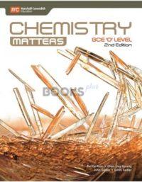 Chemistry Matters 2nd Edition marshall cavendish