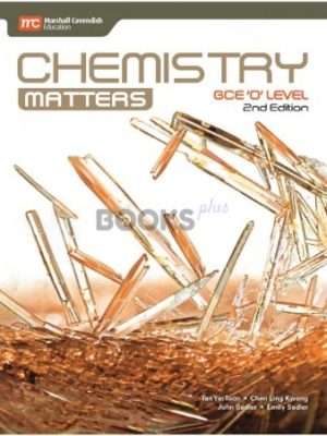 Chemistry Matters 2nd Edition marshall cavendish