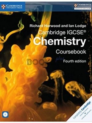 Cambridge IGCSE Chemistry Coursebook with CD 4th Edition harwood lodge