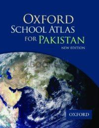 Oxford School Atlas for Pakistan oup Oxford University Press