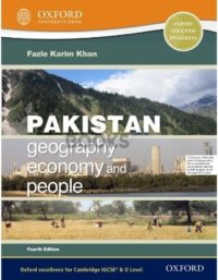 Pakistan Geography, Economy & People 4th Edition Oxford University Press
