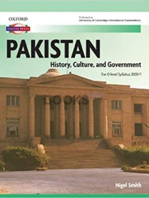 Pakistan History Culture and Government by Nigel Smith Oxford University Press oup