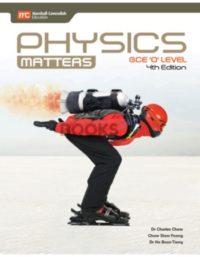 Physics Matters 4th edition marshall cavendish