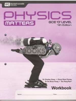 Physics Matters Workbook 4th edition Marshall Cavendish
