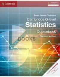 Cambridge O Level Statistics Coursebook 2nd Edition dean james chalmers