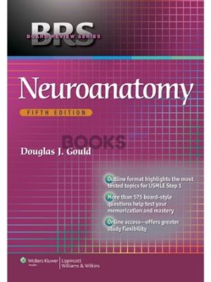 BRS Neuroanatomy 5th Fifth Edition