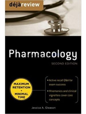 Deja Review Pharmacology 2nd Edition