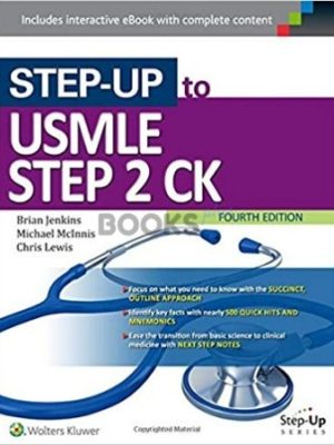 Step Up to USMLE Step 2 CK 4th Edition