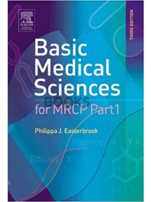 Basic Medical Sciences for MRCP Part 1 3rd Edition Philippa J Easterbrook