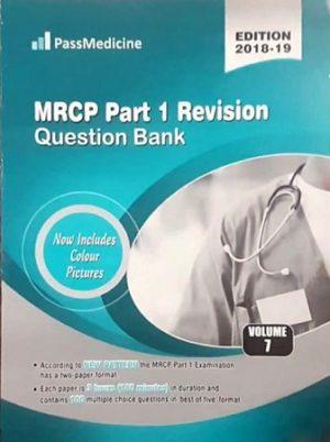 Passmedicine MRCP Part 1 Revision Qbank 2018 2019 7 Book Set