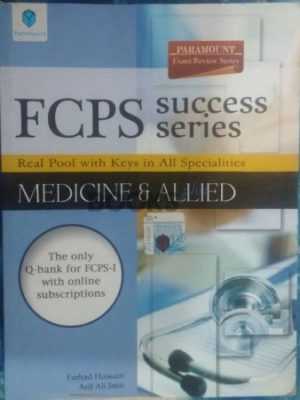 FCPS Success Series Medicine and Allied paramount