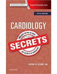 Cardiology Secrets 5th Edition by Glenn Levine