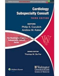 The Washington Manual Cardiology Subspecialty Consult 3rd South Asian Edition