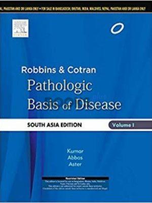 Robbins and Cotran Pathologic Basis of Disease south asian edition