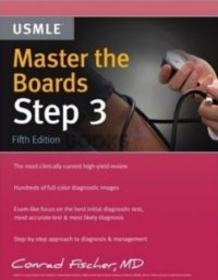 Master the Boards USMLE Step 3 5th Edition
