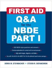 First Aid Q&A for the NBDE Part 1