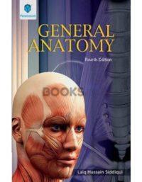General Anatomy 4th Edition laiq hussain