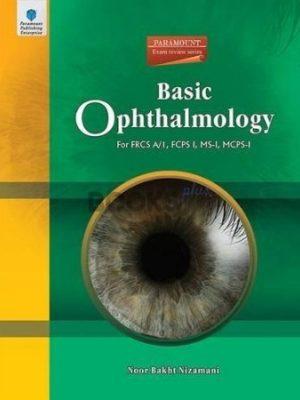 Basic Ophthalmology noor bakht nizamani paramount