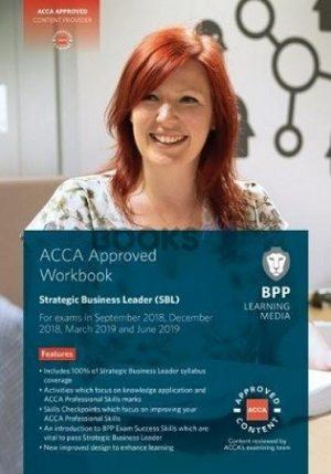 BPP ACCA Strategic Business Leader SBL Workbook 2019